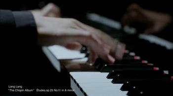 Sony 4K TV Spot Featuring Lang Lang, Song by Lang Lang - Thumbnail 2