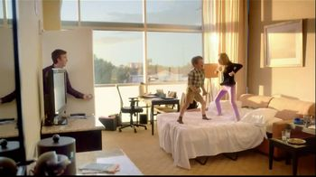 Embassy Suites Hotels TV Spot, 'The Divider' - 2058 commercial airings