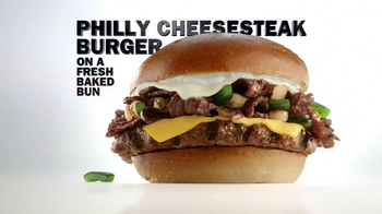 Carl's Jr. Philly Cheesesteak Burger TV Spot Featuring Terrell Owens - Thumbnail 9