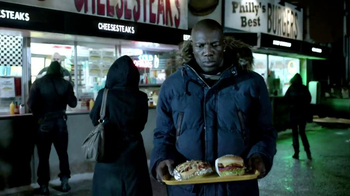 Carl's Jr. Philly Cheesesteak Burger TV Spot Featuring Terrell Owens - Thumbnail 2