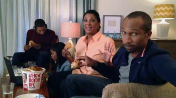 KFC Favorites Bucket TV Spot, 'Family Time' - Thumbnail 1