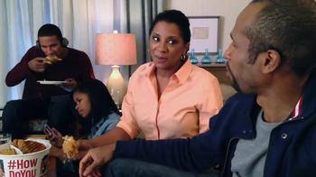 KFC Favorites Bucket TV Spot, 'Family Time' - Thumbnail 8