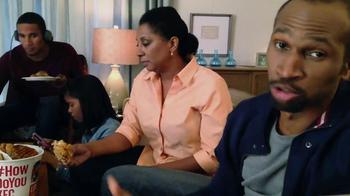KFC Favorites Bucket TV Spot, 'Family Time' - Thumbnail 5