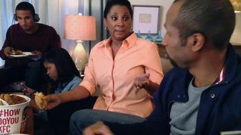 KFC Favorites Bucket TV Spot, 'Family Time' - Thumbnail 6