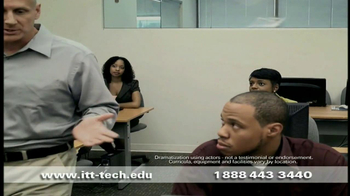 ITT Technical Institute Opportunity Scholarship TV Spot, 'Employers' - Thumbnail 4