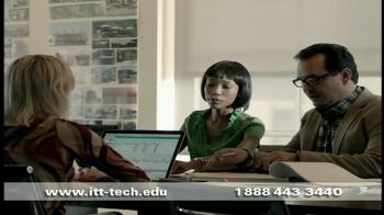 ITT Technical Institute Opportunity Scholarship TV Spot, 'Employers' - Thumbnail 7