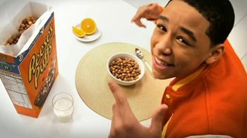 Reese's Puffs TV Spot, 'Chocolate and Peanut Butter Rap'