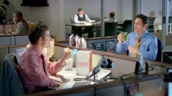 Dunkin' Donuts Sliced Turkey Breakfast Sandwich TV Spot, '400 Calories' - Thumbnail 1