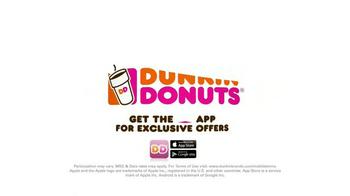 Dunkin' Donuts Sliced Turkey Breakfast Sandwich TV Spot, '400 Calories' - Thumbnail 10