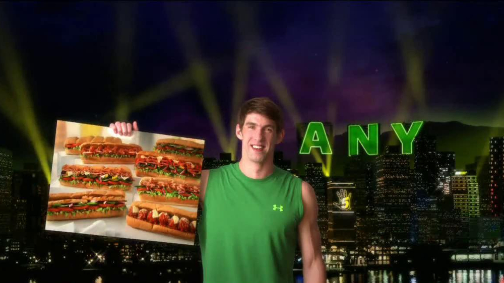 Subway TV Commercial, 'JanuANY' Featuring Pele