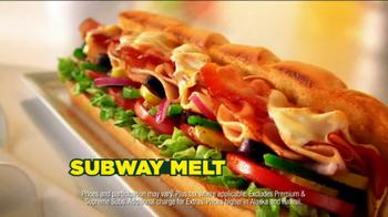 Subway TV Spot, 'JanuANY' Featuring Pele - Thumbnail 5