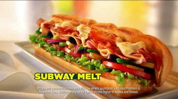 Subway TV Spot, 'JanuANY' Featuring Pele - Thumbnail 6