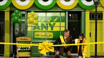 Subway TV Spot, 'JanuANY' Featuring Pele - Thumbnail 7