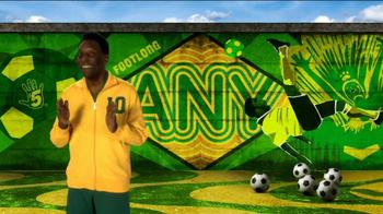 Subway TV Spot, 'JanuANY' Featuring Pele - Thumbnail 8