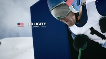 Vicks Dayquil TV Spot, 'Sick Day' Featuring Ted Ligety