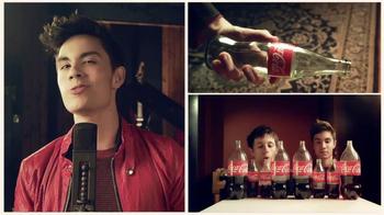 Coca-Cola TV Spot, 'Feel So Close' Featuring Kurt Hugo Schneider - 140 commercial airings