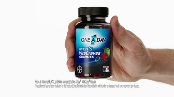 One A Day Men\'s VitaCraves TV Spot, \'Save $2\'