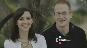 JDate.com TV Spot, Sara & Steve' - 110 commercial airings