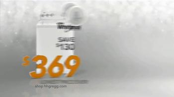 h.h. gregg After Christmas Sale TV Spot - Thumbnail 5