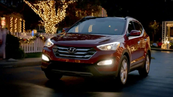 Hyundai Holiday Sales Event TV Spot - 200 commercial airings