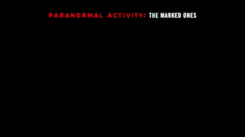 Paranormal Activity: The Marked Ones - Alternate Trailer 13