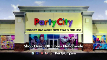 Party City TV Spot, 'New Year's Party' - Thumbnail 10