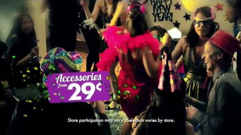 Party City TV Spot, 'New Year's Party' - Thumbnail 5