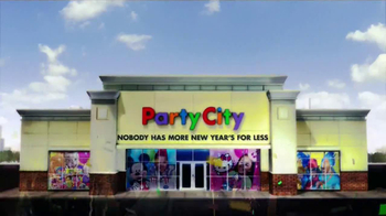 Party City TV Spot, 'New Year's Party' - Thumbnail 9