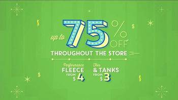Old Navy After Holiday Sale TV Spot - Thumbnail 3