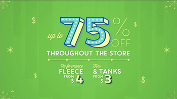 Old Navy After Holiday Sale TV Spot - Thumbnail 4