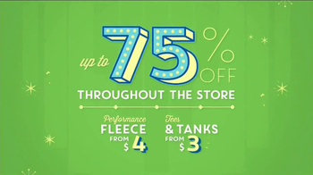 Old Navy After Holiday Sale TV Spot - Thumbnail 6