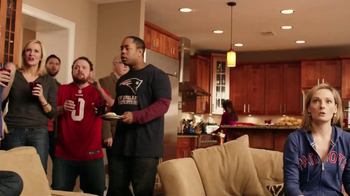 Sabra Hummus TV Spot, 'Football Party' Featuring Jeffrey Tambor - Thumbnail 1