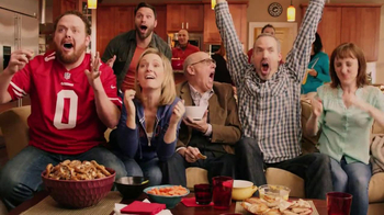 Sabra Hummus TV Spot, 'Football Party' Featuring Jeffrey Tambor - Thumbnail 10