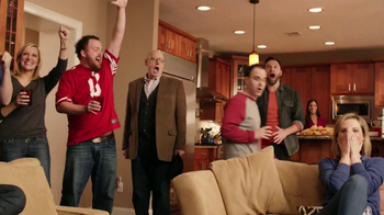 Sabra Hummus TV Spot, 'Football Party' Featuring Jeffrey Tambor - Thumbnail 2