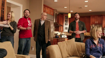 Sabra Hummus TV Spot, 'Football Party' Featuring Jeffrey Tambor - Thumbnail 3