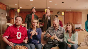 Sabra Hummus TV Spot, 'Football Party' Featuring Jeffrey Tambor - Thumbnail 4