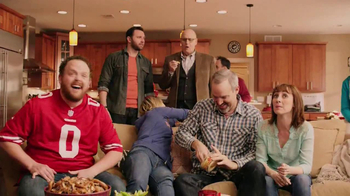 Sabra Hummus TV Spot, 'Football Party' Featuring Jeffrey Tambor - Thumbnail 5