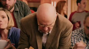 Sabra Hummus TV Spot, 'Football Party' Featuring Jeffrey Tambor - Thumbnail 6