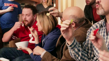 Sabra Hummus TV Spot, 'Football Party' Featuring Jeffrey Tambor - Thumbnail 7