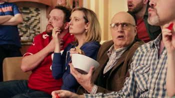 Sabra Hummus TV Spot, 'Football Party' Featuring Jeffrey Tambor - Thumbnail 9