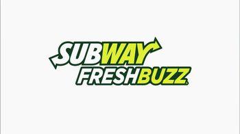 Subway TV Spot, 'Football Comeback'