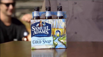 Samuel Adams Cold Snap TV Spot - Thumbnail 3