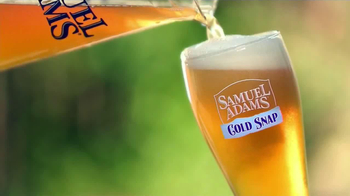 Samuel Adams Cold Snap TV Spot - Thumbnail 5