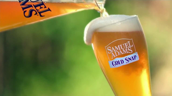Samuel Adams Cold Snap TV Spot - Thumbnail 6