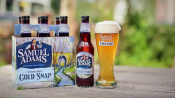 Samuel Adams Cold Snap TV Spot - Thumbnail 8
