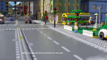 LEGO City Police Station TV Spot, 'Crooks Are Breaking Out' - Thumbnail 4