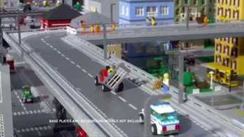LEGO City Police Station TV Spot, 'Crooks Are Breaking Out' - Thumbnail 8