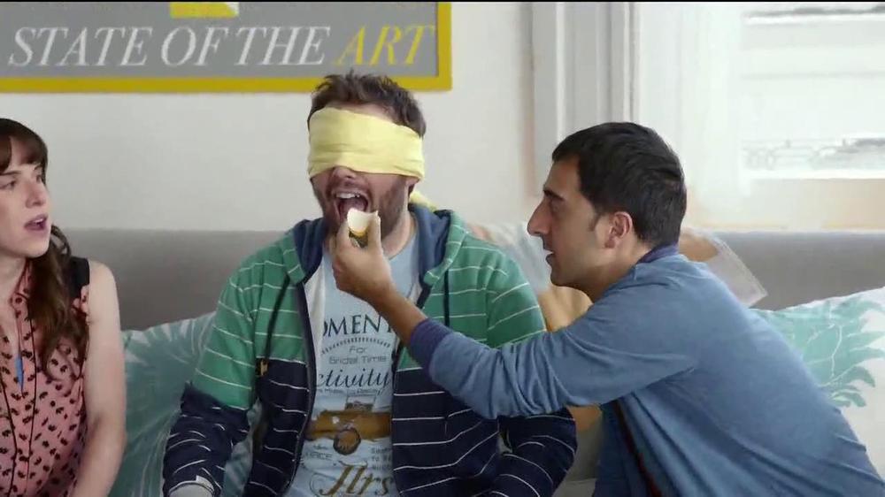 Pringles Tv Commercial Blindfold Ispot Tv