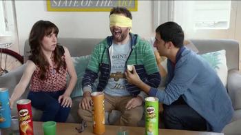 Pringles TV Spot, 'Blindfold' - Thumbnail 2