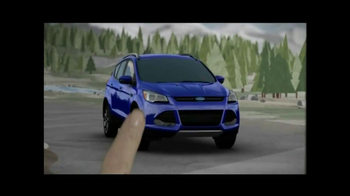 2014 Ford Escape TV Spot, 'Weather' - Thumbnail 5